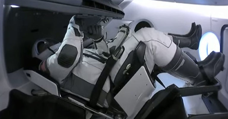Lançamentos de Astronautas da NASA Em Órbita 1