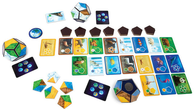 Planet board game