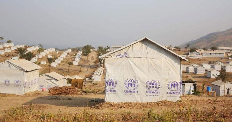 """For the first time, UN warns of """"climate-related refugees"""""""