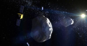 NASA Renames Small Moon It Plans to Smash With SpaceX