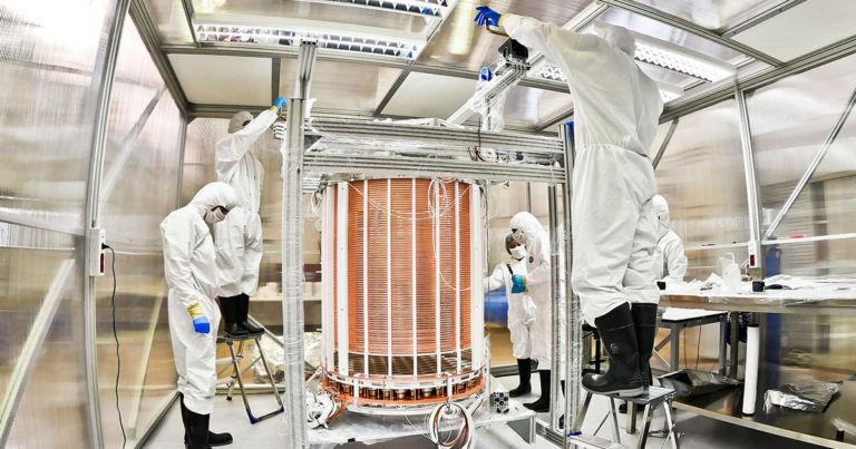 Os físicos Dizem ter Encontrado Evidências de Indescritível Axion de Partículas de 1