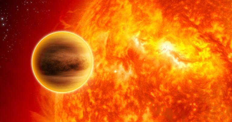 """Este Super Jovem Júpiter-Tamanho 'Quente do Planeta"""" é Intrigante Astrônomos 1"""