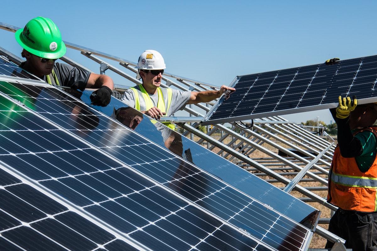 그만한 가치가있는 태양 전지판