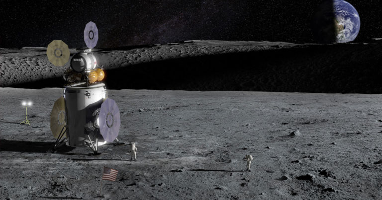 Congress budget denies NASA full funding for Moon missions