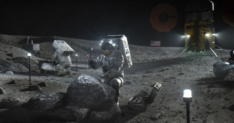 NASA Pumps Funding Into Startup That Says It Can Harvest Oxygen From Lunar Regolith - Futurism