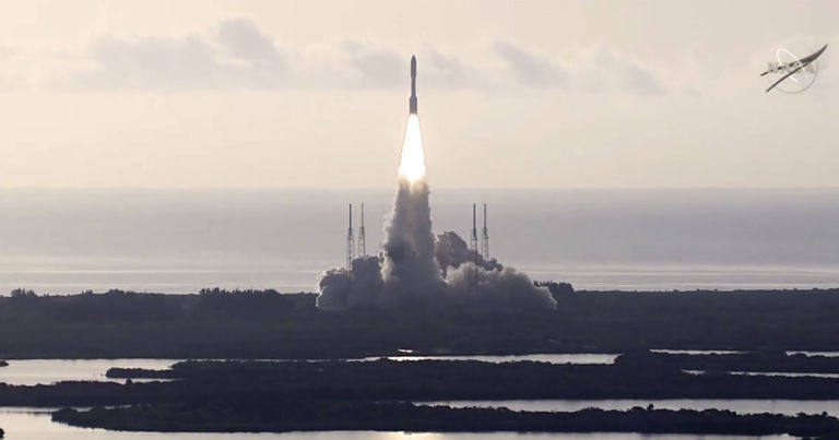 NASA Blasts Off Most Sophisticated Mars Mission in Human ...