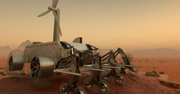 "NASA Venus rover designed for ""exploring hell"""