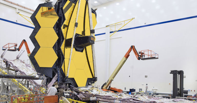 NASA's James Webb Space Telescope completes its final tests