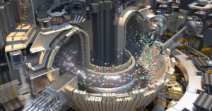 Engineers have begun construction of the world's largest nuclear fusion project today in southern France, with operations planned to begin in late 2025.