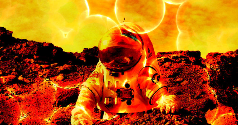 Oh Great: Space Travel Makes Bacteria Even Deadlier