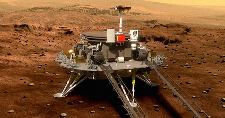 Three Separate Countries Are Launching Mars Missions This Month - Futurism
