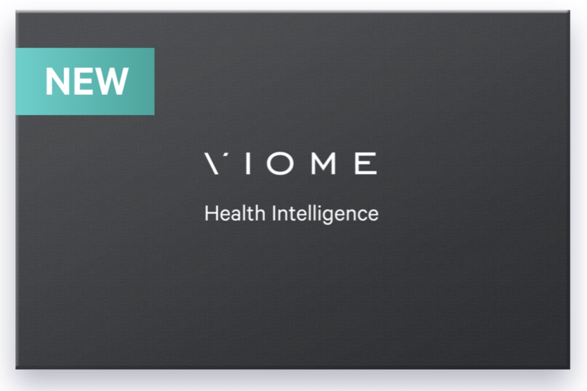 Viome health intelligence test