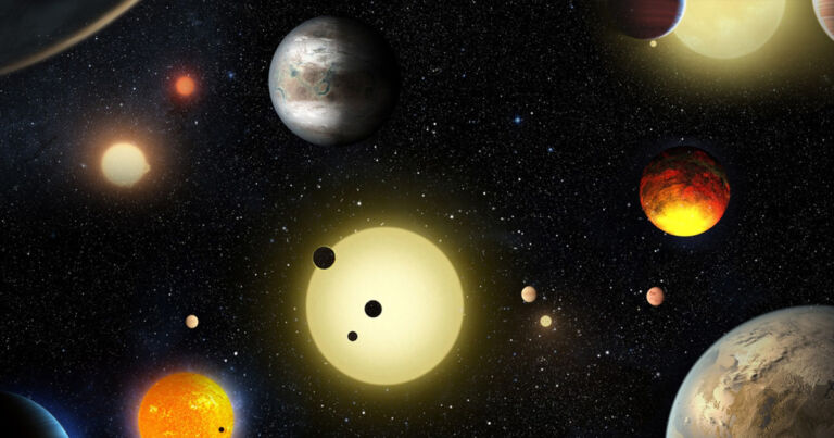 An AI just confirmed the existence of 50 planets by digging through NASA data