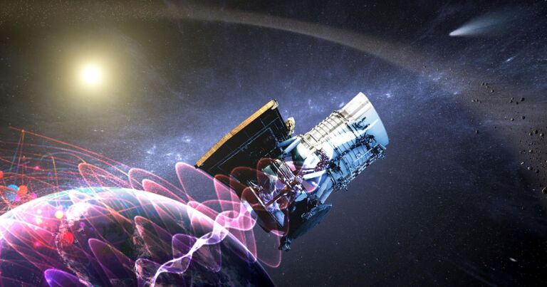 Chinese Scientists Figured Out How to Beam Quantum Messages From Satellites