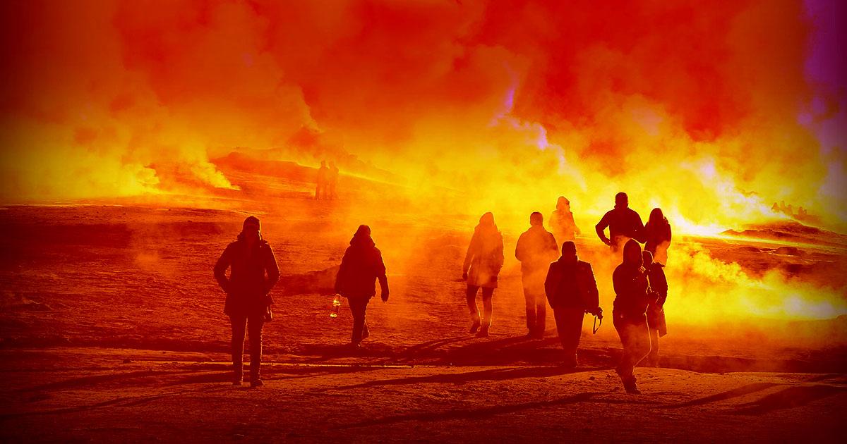 MIT professor: I fear imminent human extinction