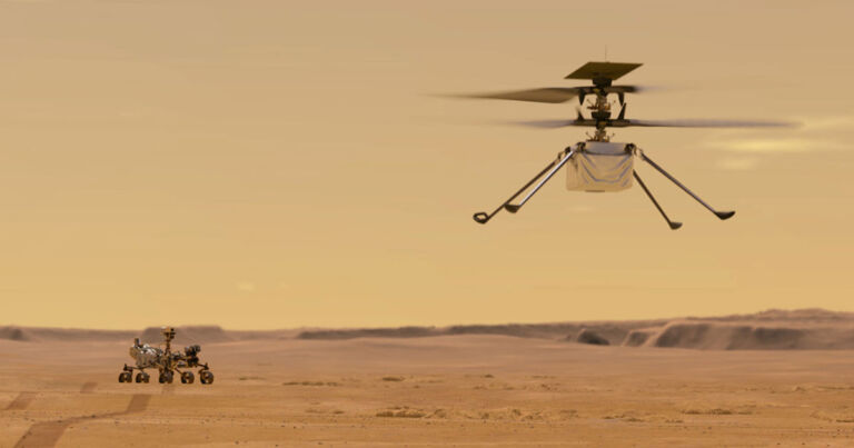 NASA's Mars Helicopter could revolutionize off-planet exploration