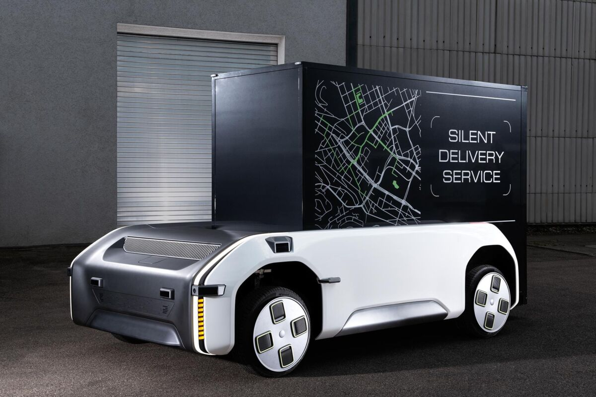 German Space Agency Shows Off Outrageous Modular Vehicle Prototype 2