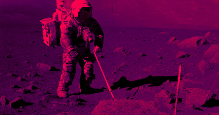 Harvard Study: We Shouldn't Rule Out Underground Life on the Moon and Mars - Futurism