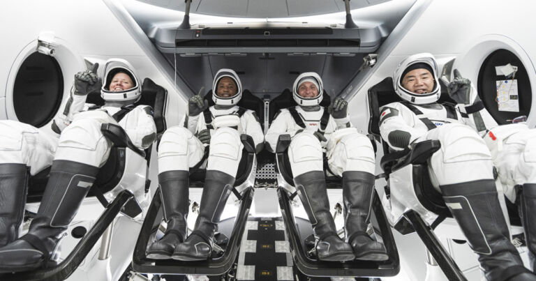 NASA and SpaceX Finally Choose Date for Historic Astronaut Launch