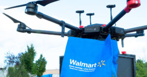Walmart just kicked off its own drone delivery pilot, a collaboration with Flytrex, an end-to-end drone delivery company.