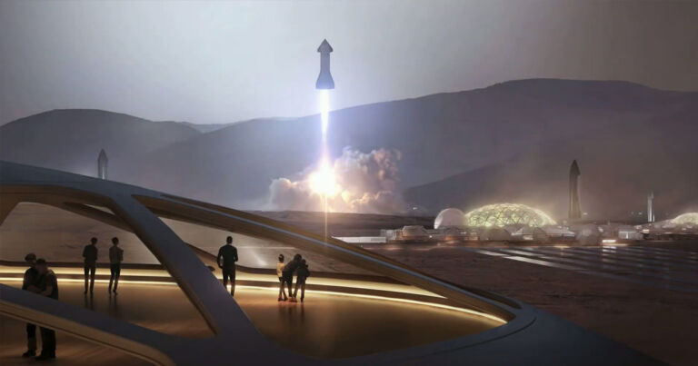 Elon Musk Wants to Send First Starship to Mars in 2024