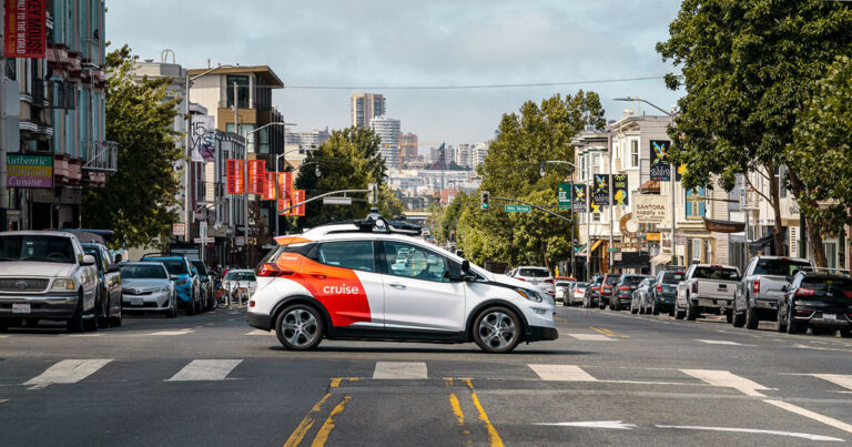CA Says General Motors Can Test Fully Driverless Cars on Its Roads