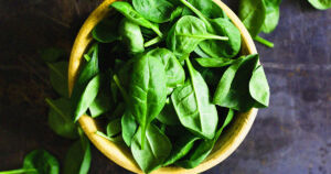 Using spinach as a catalyst, a team of scientists built an experimental fuel cell that outperformed conventional platinum cells.