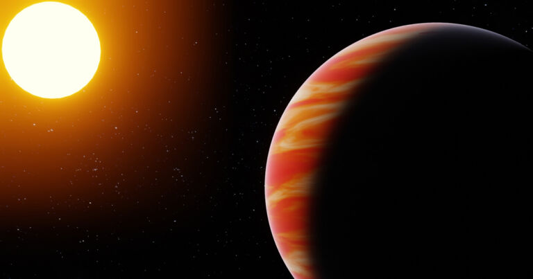 If the Readings Are Right, There's Something Very Strange About This Exoplanet