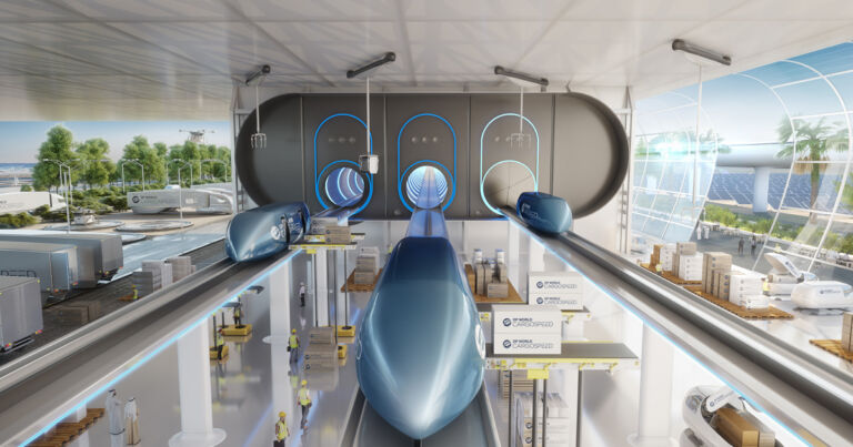 Virgin Hyperloop wonders: What does 600 MPH travel do to the brain?