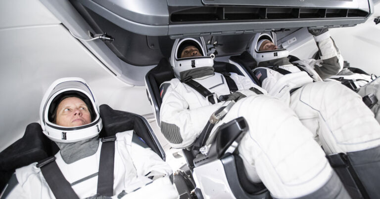 SpaceX better than Shuttle or Soyuz, says astronaut who flew all three