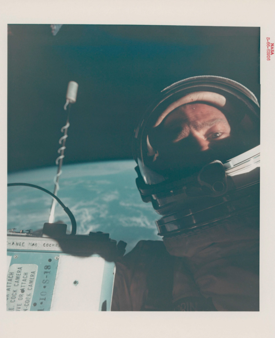 The First Selfie Ever Taken in Area Is For Sale buzz2