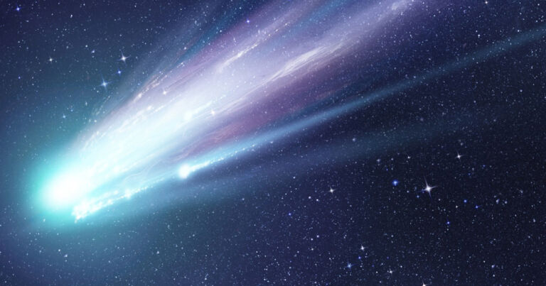 Comets Can Carry the Six Most Important Elements for Life on Earth - Futurism