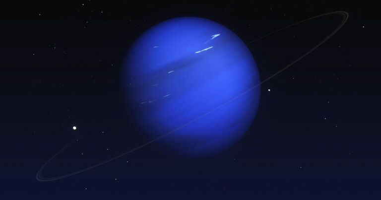 New evidence: there was another planet in the solar system that escaped