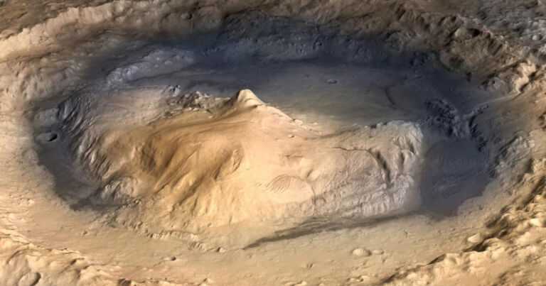 NASA Data Shows Evidence of Ancient