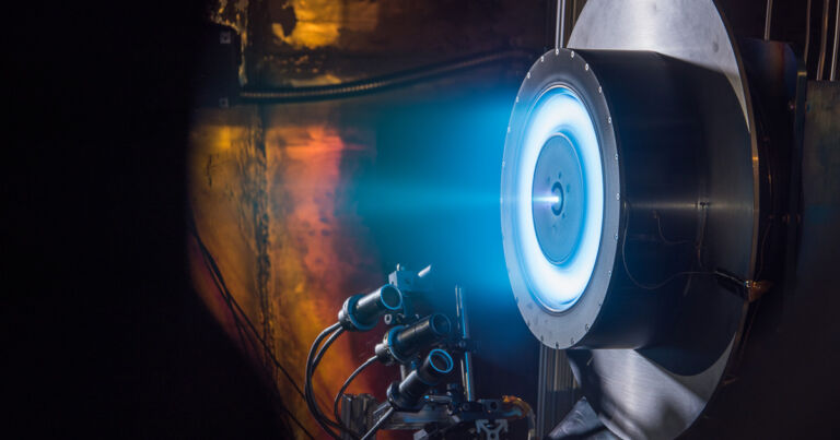 NASA Tests Experimental Interstellar Propulsion System