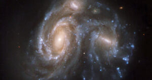 """Astronomers found evidence of a """"fossil galaxy"""" buried deep inside the Milky Way. It seems our galaxy gobbled up one of its neighbors 10 billion years ago."""