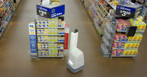 Walmart thought building robots to track stores' inventories would make things easier, but the project ultirmately fell short.