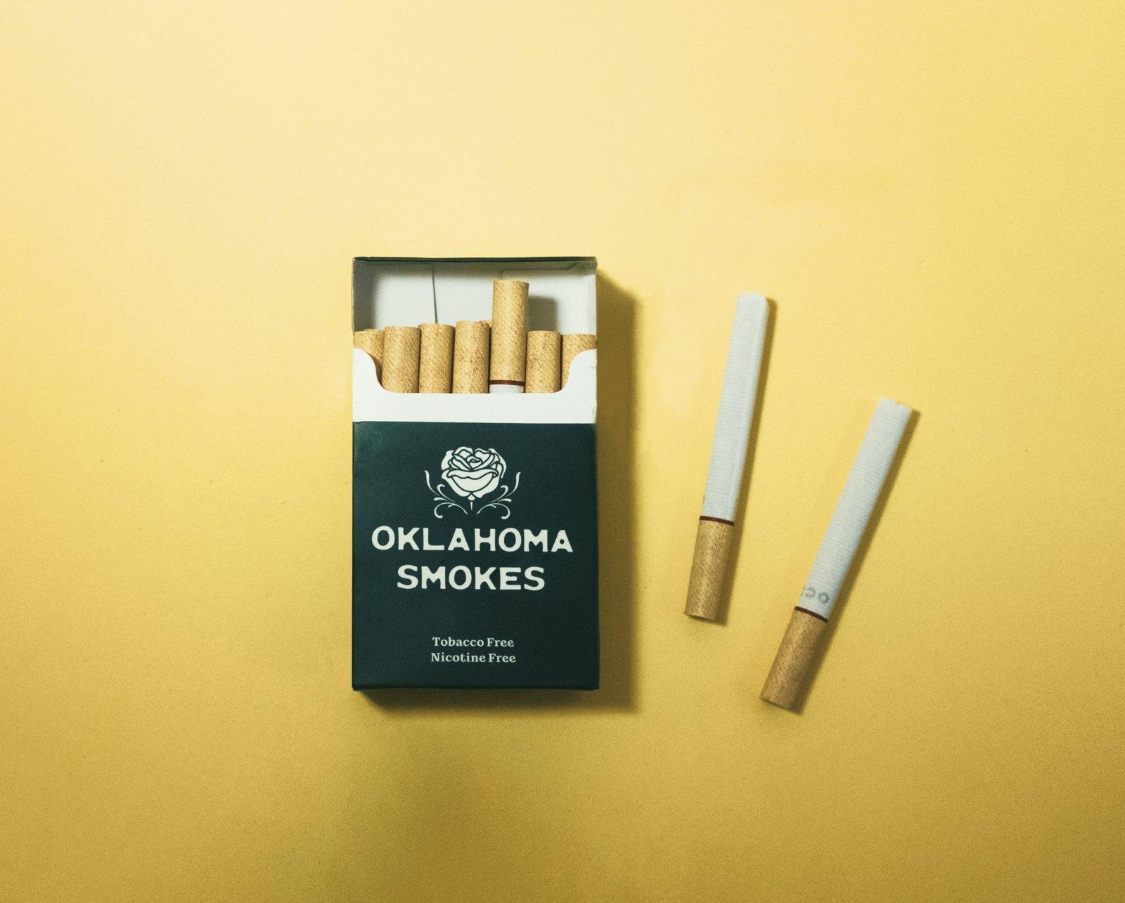 Oklahoma Smokes hemp flower