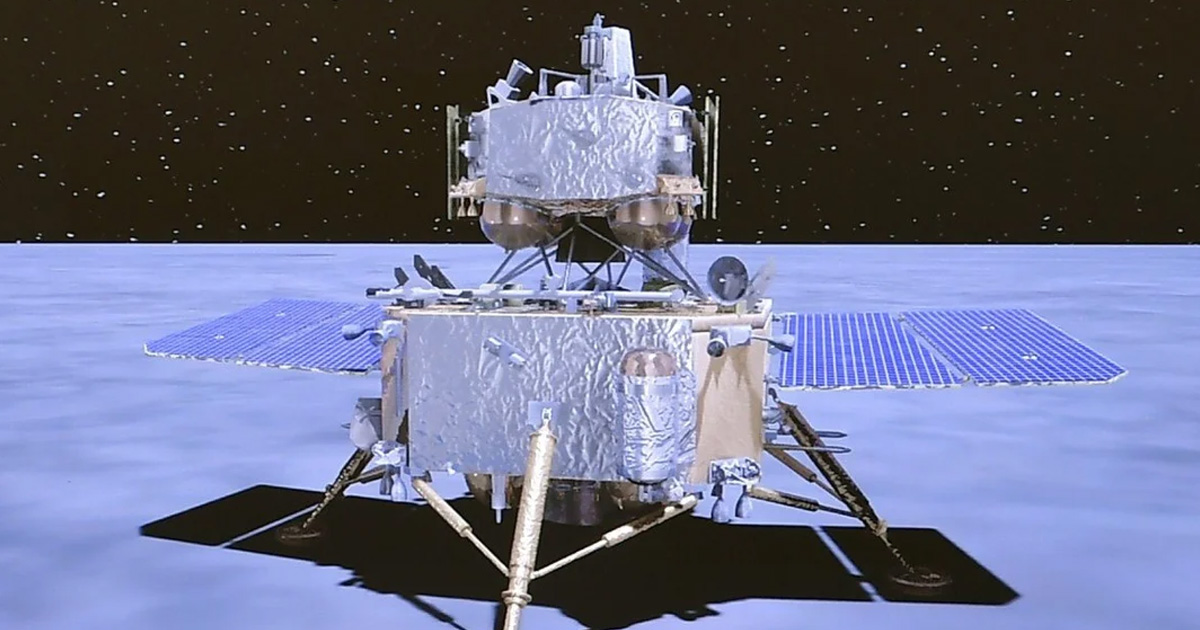 China crashed spacecraft into the Moon so it wouldn't become space junk