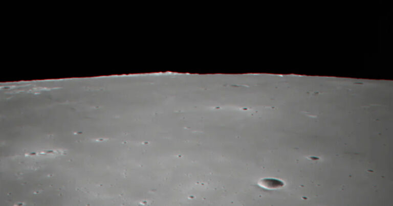 China releases footage of lander touching down on lunar surface