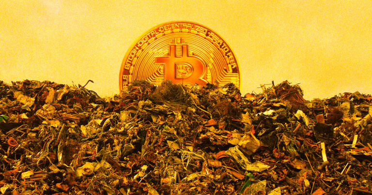 Man Accidentally Buried $275 Million of Bitcoin in Landfill
