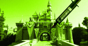 """The Disneyland Resort in Anaheim, California will be turned into a """"super site"""" for COVID-19 vaccinations in the surrounding Orange County later this week."""