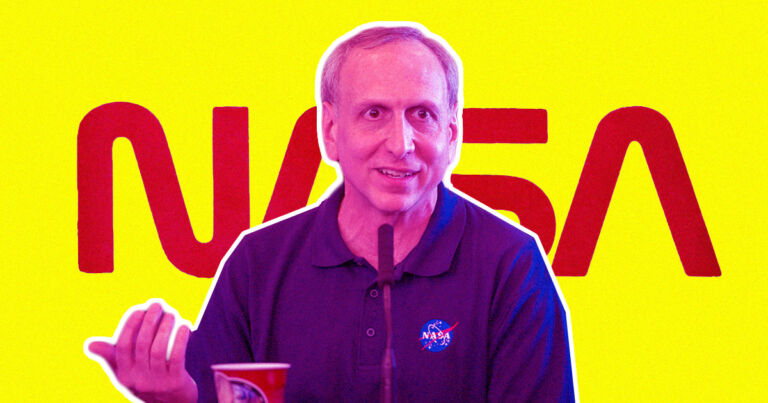 Seven facts about the new head of NASA, Steve Jurczyk