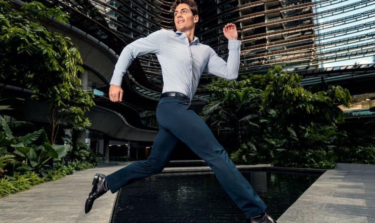 Kinetic Pants From Ministry of Supply Look Like Dress Slacks but Feel Like Sweats