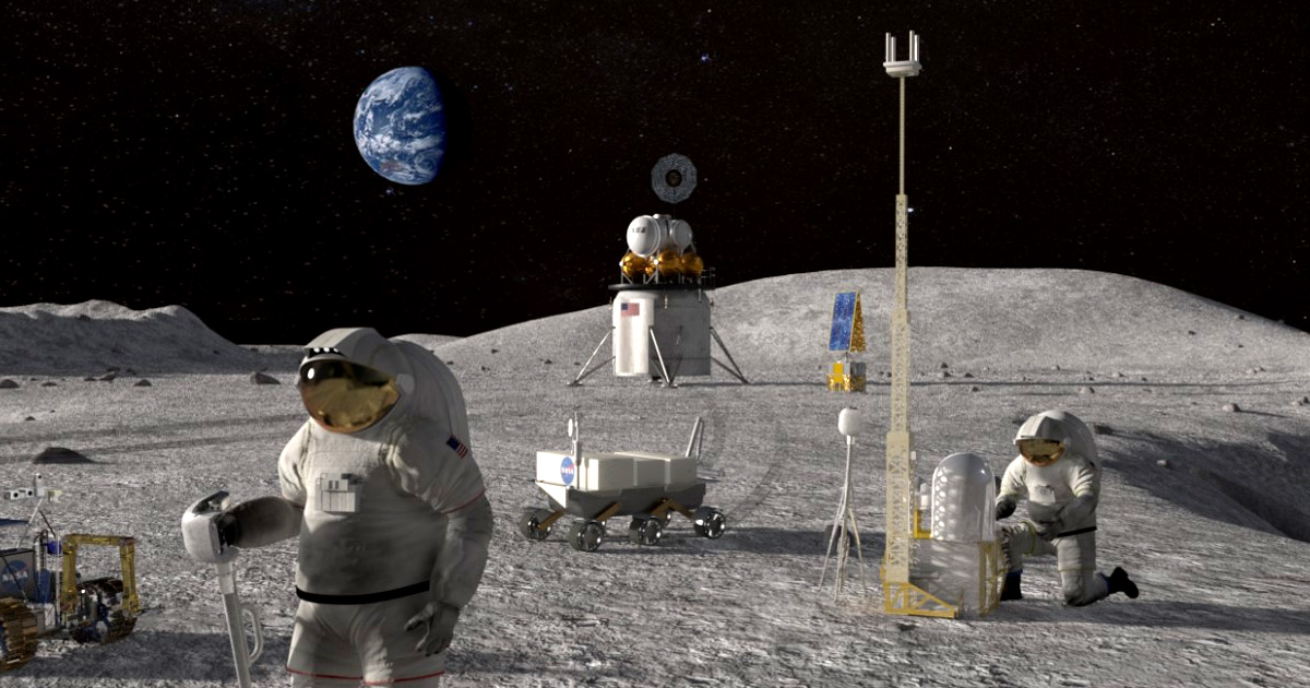 It's Official: Biden Admin Fully Supports the Artemis Moon Program - Futurism