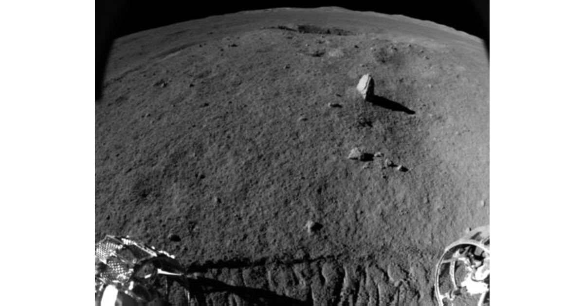 """China Discovers """"Unusual"""" Shard on Far Side Of The Moon - Futurism"""