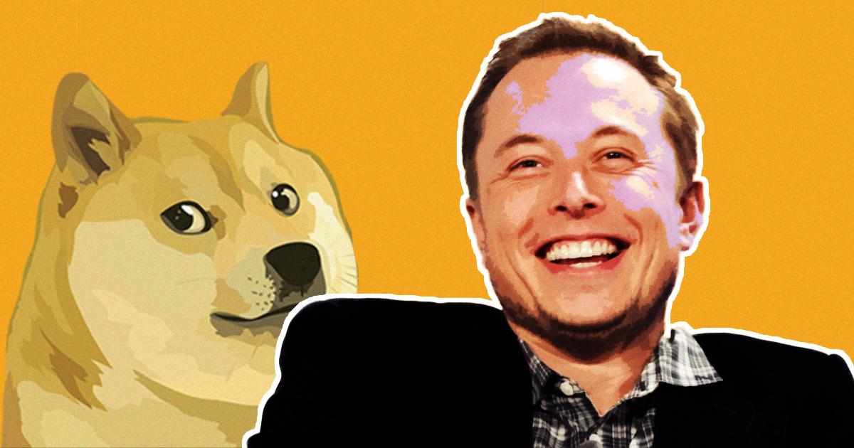 Elon Musk Says He's Helping Dogecoin Devs Make It More Efficient