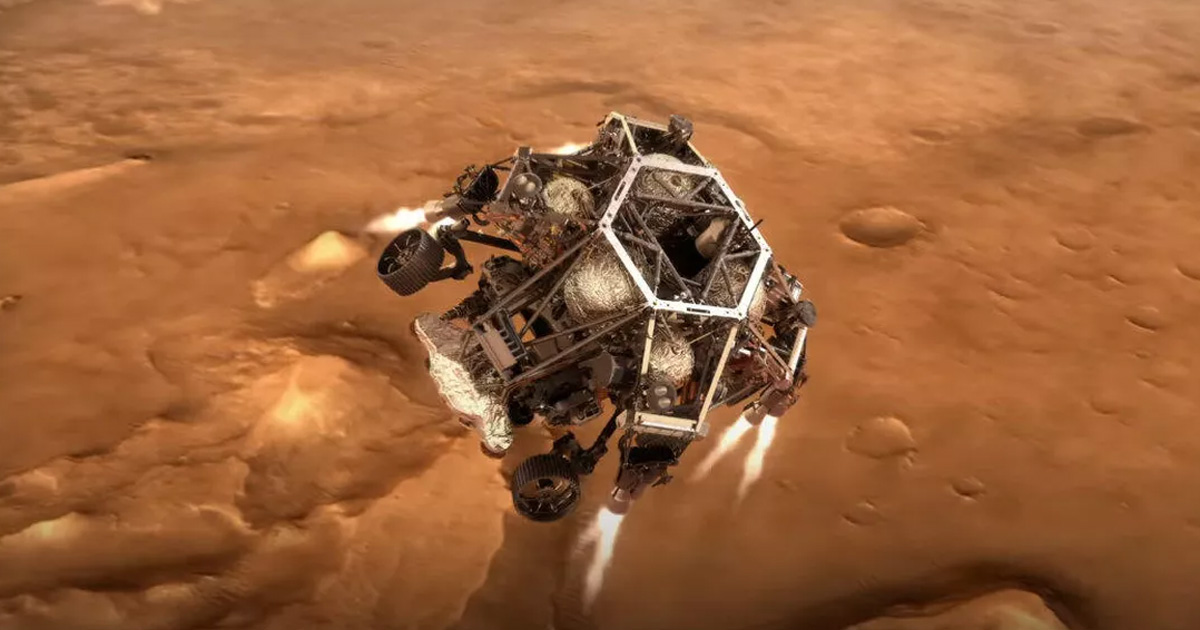 When NASA's New Rover Lands, Its Other Lander Will Listen ...