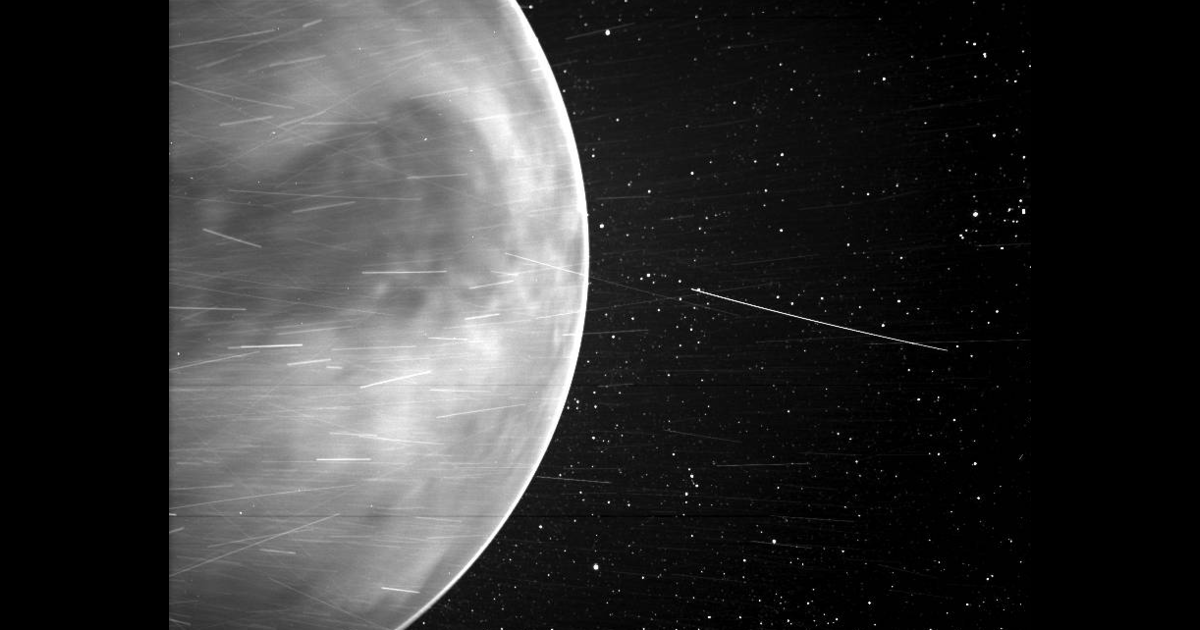This Photo of Venus Shocked Scientists. Here's Why. - Futurism