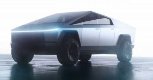 """According to Tesla CEO Elon Musk, the company's long-awaited electric pickup will have """"no handles."""""""
